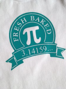 Pieces By Polly Fresh Baked Pi Onesie Cutting Files For